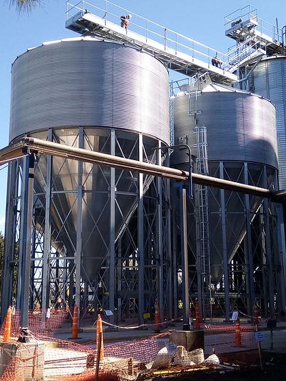 silo-cellule tampon