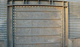 porte accès véhicules sur cellules / silos