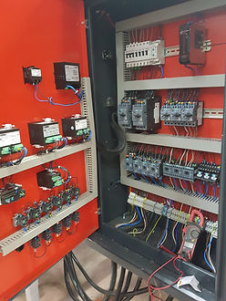 coffret electrique séchoir mobile Agrazone