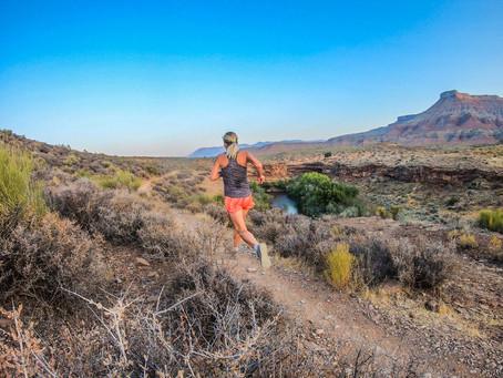 Zion Trail Half Marathon Recap
