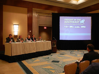 Freight in the Southeast 2011 Conference presentation