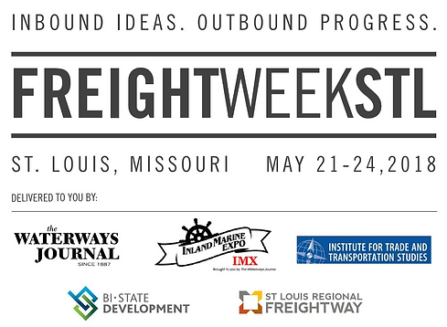 Freight Week St. Louis Graphic