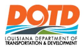Louisiana Department of Transportation and Development logo