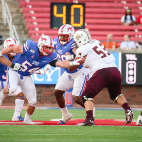 SMU Opens Season At Texas State Saturday At 3:30 p.m. On ESPN