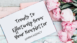Copy of Trends to Effectively Grow Your