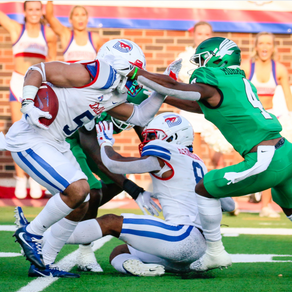 SMU Faces off Against UNT on Saturday