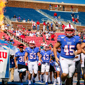 Mustangs Host SFA Saturday Night