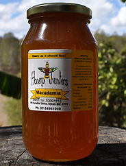Macadamia Raw Honey