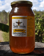 Bloodwood Raw Honey