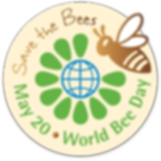World Bee DAy Official Logo.png