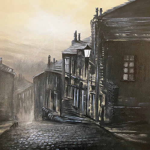 Some Things Never Change - Haworth Limited Edition Signed Print of 95