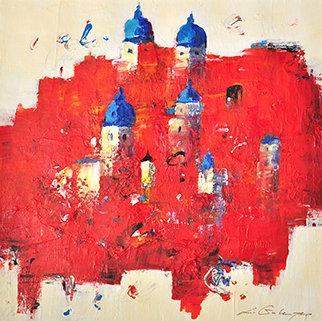 Einberger - Salzburg in red