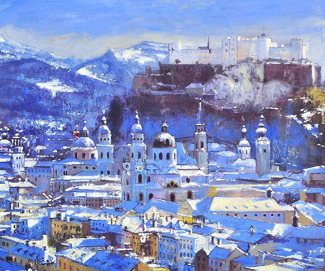 Mircev- Salzburg Wintertime