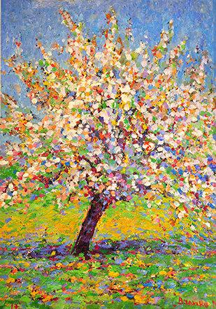 Branko -Tree in springtime