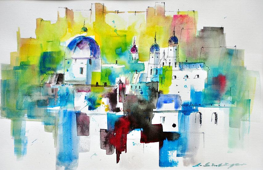 Salzburg colorful II