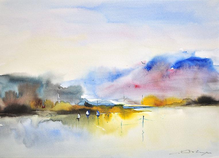 Art Impresseion - Attersee