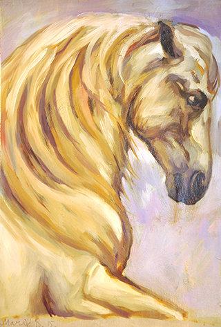 Branko - horse III