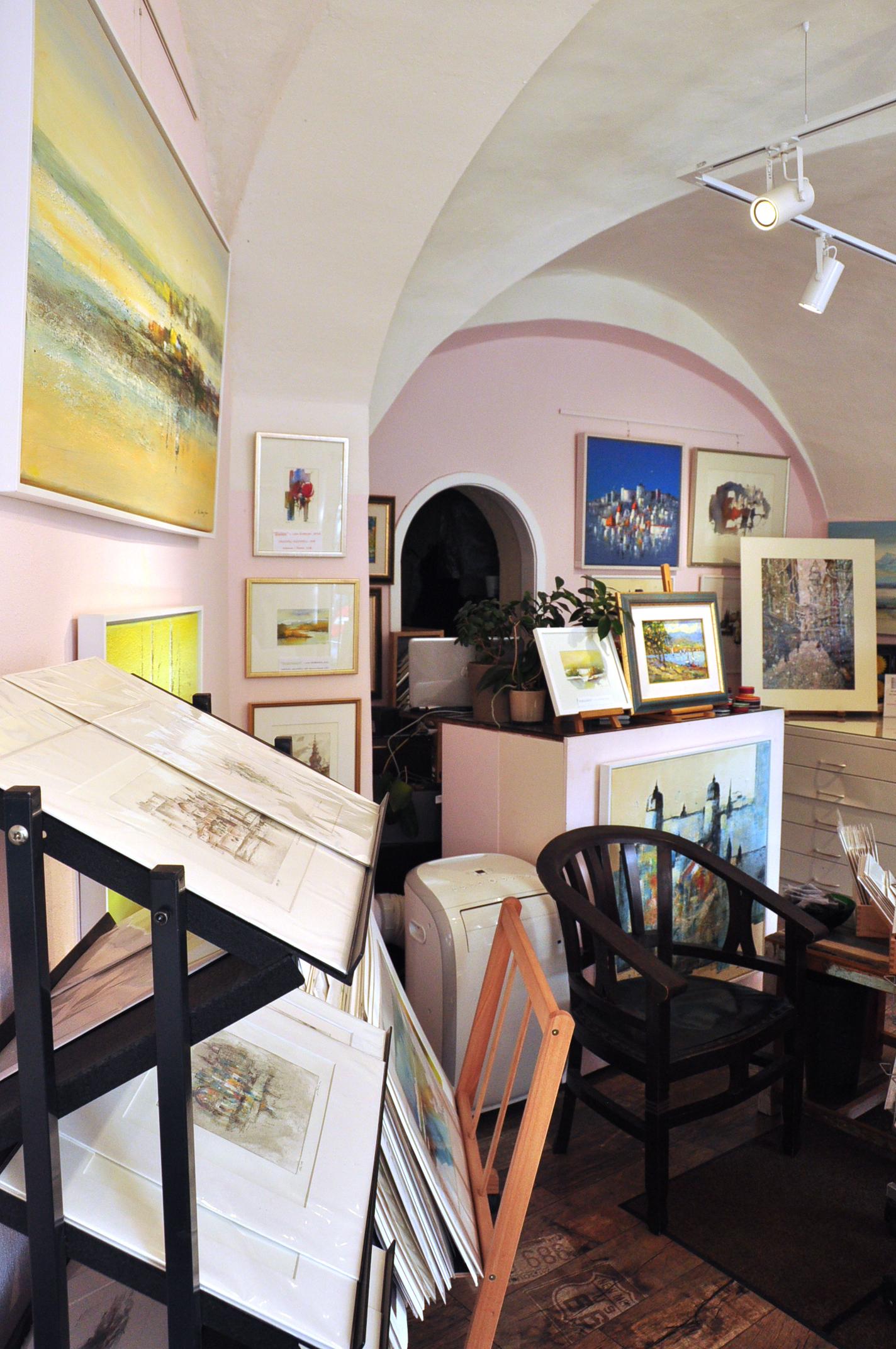Galerie Leon Einberger