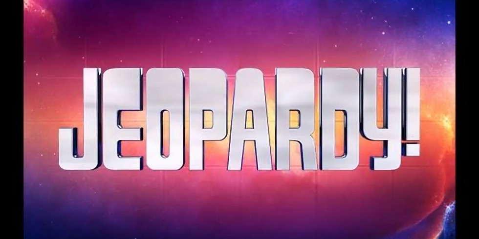 Planning Jeopardy