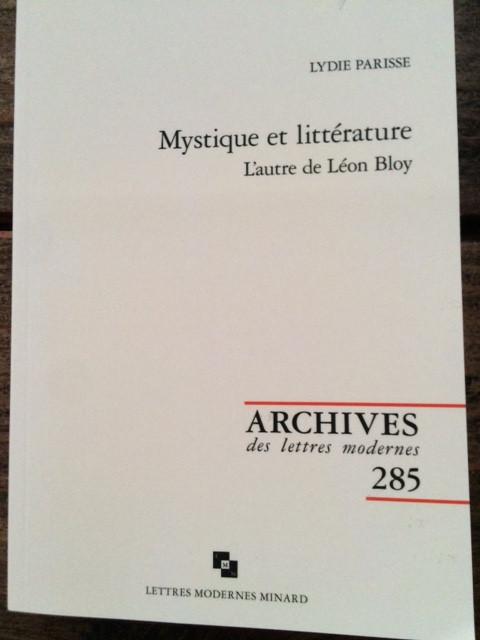 Mystique et littérature. L'autre de Léon