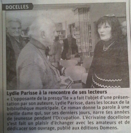 Vosges matin 25 fevrier 2020