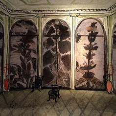 Les Eblouis. Chambre des arbres.
