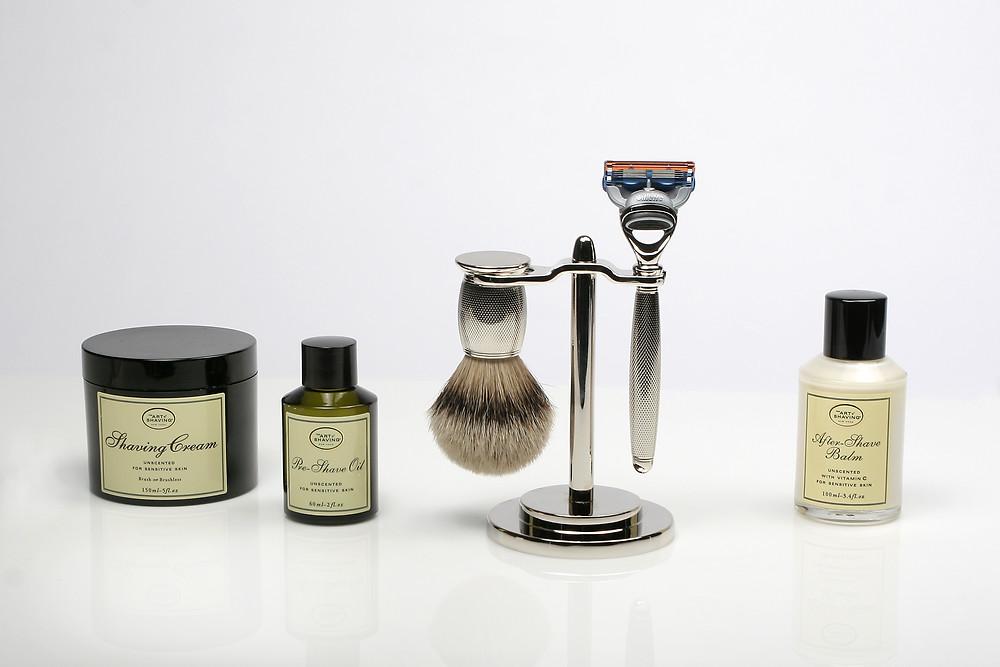 the art of shaving custom shaving kit