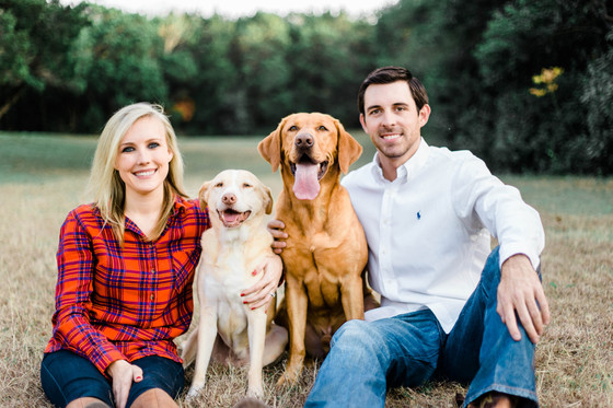 Tips for Including Your Dog in Your Engagement Photos