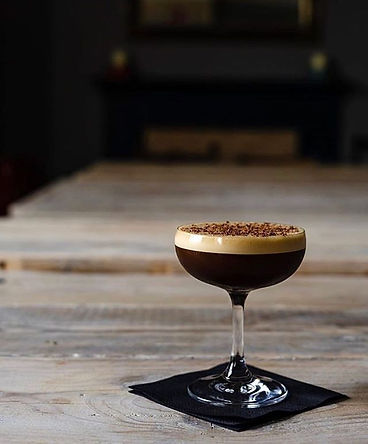 Guinness _ Chocolate _ Vanilla _ Espress