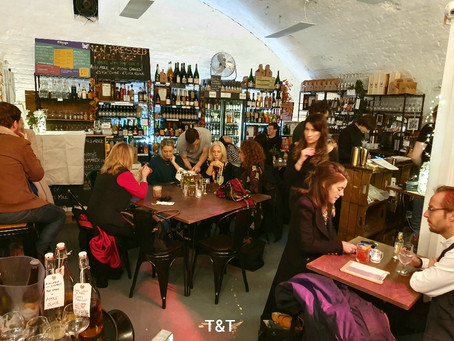 New Tipple & Taste winter pop-up brings in cocktail and food fans