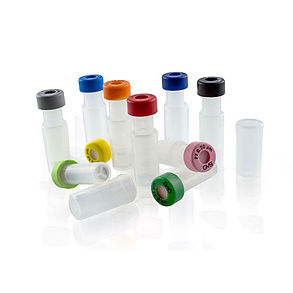 syringeless filter vials