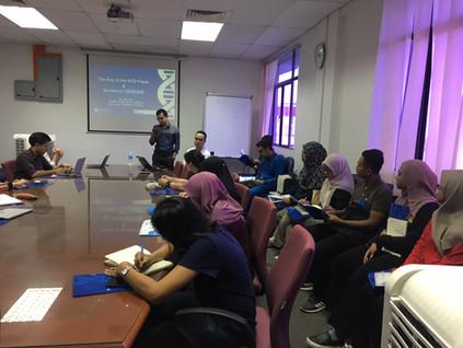 Genewiz NGS Seminar Week, June 2019