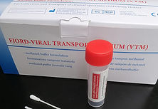 viral transport swab (VTM)