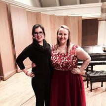Maggie's Senior Recital