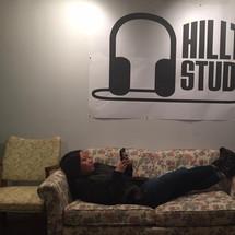 DJ KYung at Hilltop Studios