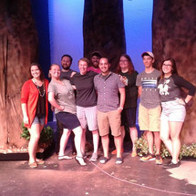 Into The Woods Staff