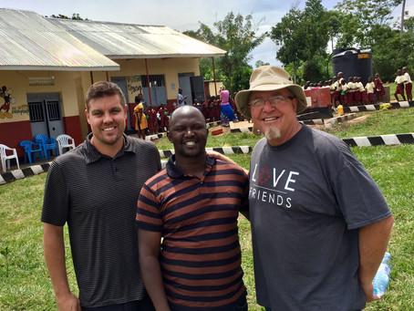 Emmaus School in Uganda & New Health Center