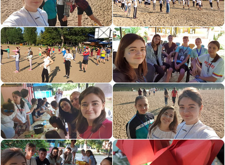 First Ever Moldova Camp Experienced Breakthroughs