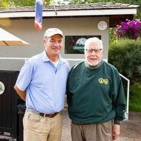 John Falk - Lifetime Commitment to Congressional Award