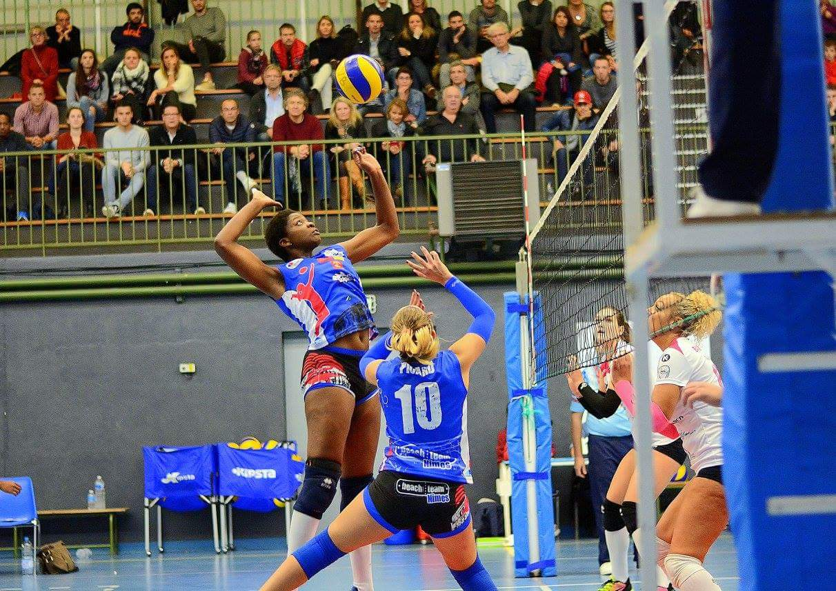 Nîmes volley ball