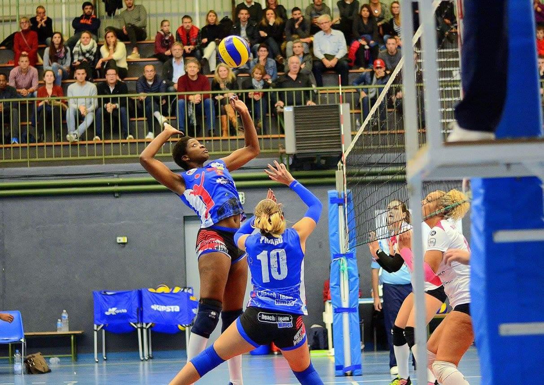 Nîmes volley ball