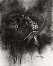 Elephant ii (£200)