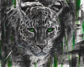 Emerald Leopard - £100