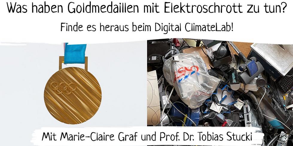 My Blue Planet:  Digital ClimateLab