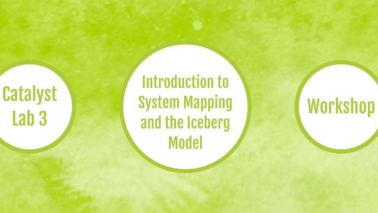 Collaboratio helvetica: Einführung in System Mapping und das Eisbergmodell