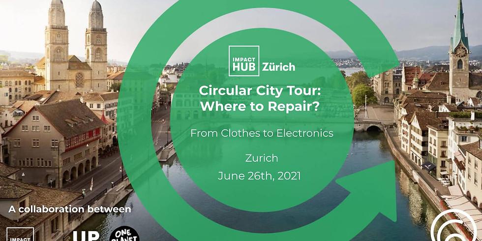 Circular City Tour: Where to Repair?