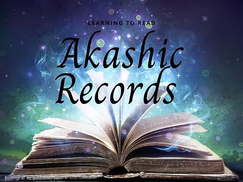 Akashic Records Class