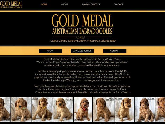 Gold Medal Australian Labradoodles