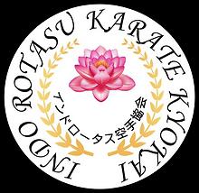 INDO ROTASU KARATE KYOKAI OFFICIAL LOGO.