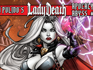 Kickstarter: Lady Death | Apocalypse Abyss